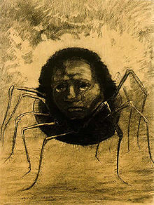 Louise Bourgeois - The Spider, The Mistress and The Tangerine